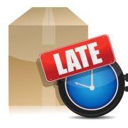 order delayed